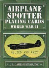 Airplane Spotter Playing Cards
